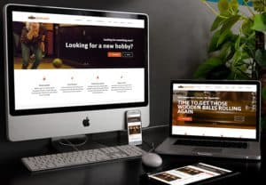 worcester skittles website design