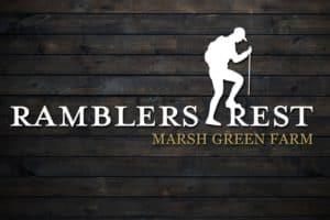 Ramblers Rest Logo Branding