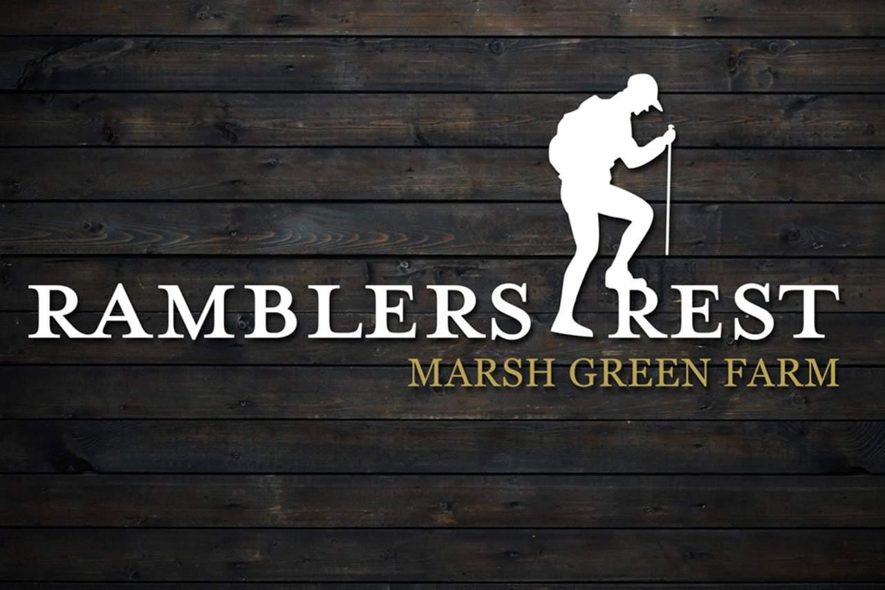 Ramblers Rest Branding & Dining Menu