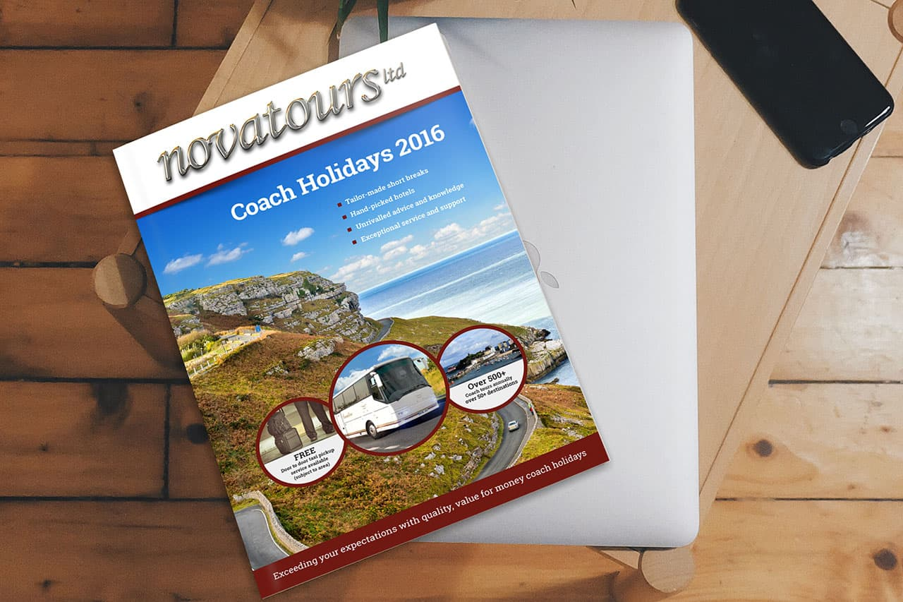 Novatours Travel Brochure